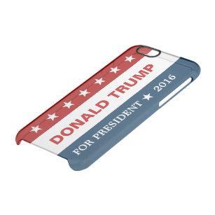 coque uncommon pour iphone donald trump pour le president 2016 transparent r5778f7116b7945639350880fc69e471d zydzt 307