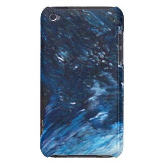 Coques Barely There iPod Les eaux de précipitation