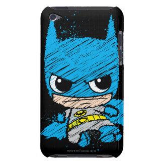Coques Barely There iPod Mini croquis de Batman