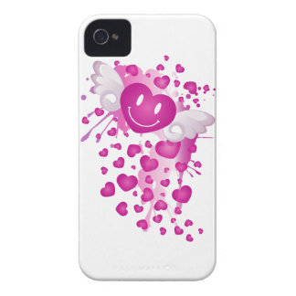 Coques Case-Mate iPhone 4 Angel_Hearts
