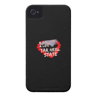 Coques Case-Mate iPhone 4 Conception de coeur de bougie pour l'état de la