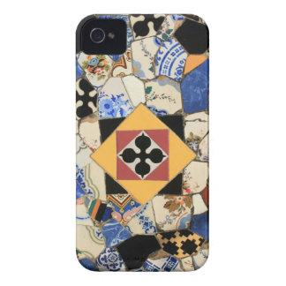 Coques Case-Mate iPhone 4 Décoration de mosaïque