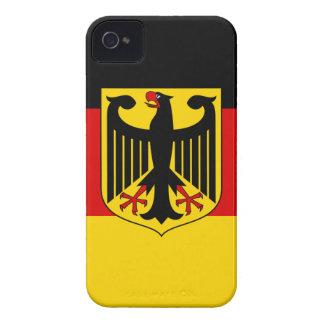 Coques Case-Mate iPhone 4 Drapeau allemand