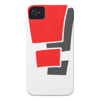Coques Case-Mate iPhone 4 Exclamation