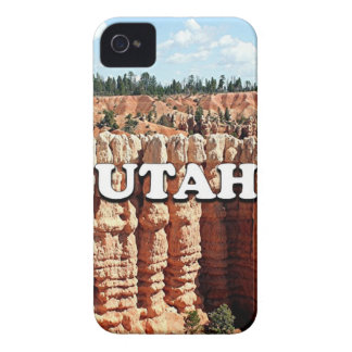 Coques Case-Mate iPhone 4 L'Utah : Parc national de canyon de Bryce