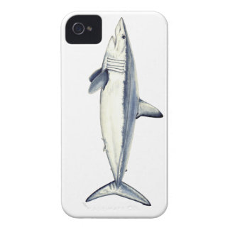 Coques Case-Mate iPhone 4 Marrajo - Isurus oxyrinchus-Funda carcasse de