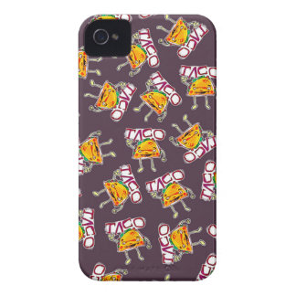 Coques Case-Mate iPhone 4 motif drôle d'illustration de style de bande