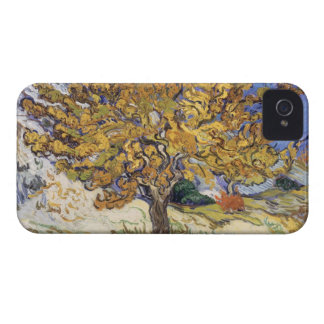 Coques Case-Mate iPhone 4 Mûrier de Vincent van Gogh |, 1889