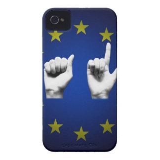 Coques Case-Mate iPhone 4 noir de l'Italie l'Europe