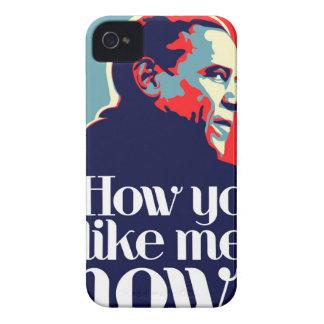 Coques Case-Mate iPhone 4 Obama : Comment vous m'aimez maintenant
