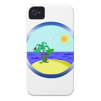 Coques Case-Mate iPhone 4 Océan et lumière du soleil