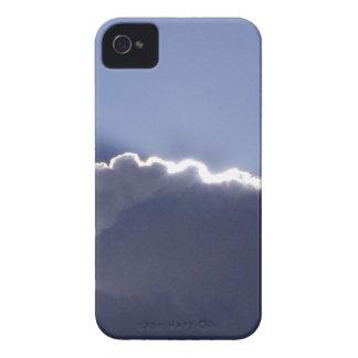 Coques Case-Mate iPhone 4 peau de l'iPhone 4 avec la photo du nuage avec le