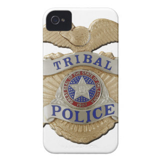Coques Case-Mate iPhone 4 Police de tribal de l'Oklahoma