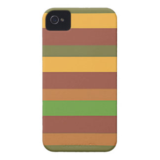 Coques Case-Mate iPhone 4 Rayures horizontales du sud-ouest