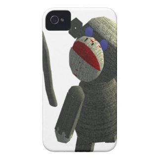 Coques Case-Mate iPhone 4 Singe de chaussette