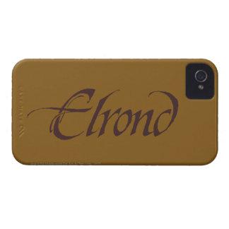 Coques Case-Mate iPhone 4 Solide nommé d'ELROND™