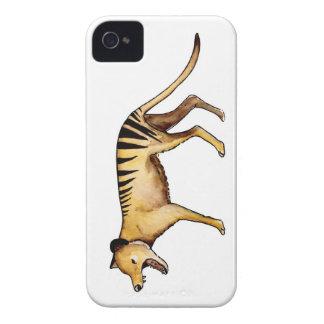 Coques Case-Mate iPhone 4 Tigre tasmanien, Thylacine