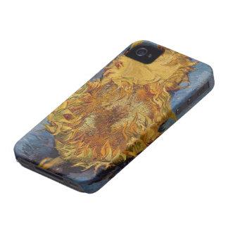 Coques Case-Mate iPhone 4 Tournesols de Vincent van Gogh |, 1887