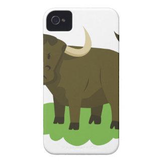 Coques Case-Mate iPhone 4 vache dans l'herbe
