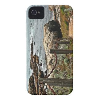 Coques Case-Mate iPhone 4 zazzle côtier d'étapes