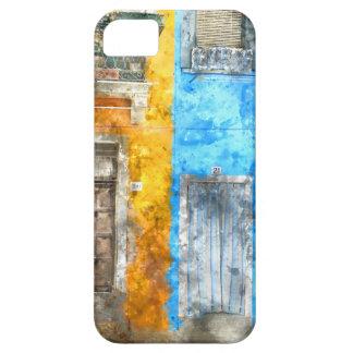 Coques Case-Mate iPhone 5 Burano Italie près de Venise Italie