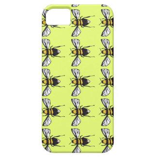 Coques Case-Mate iPhone 5 Cas humble de téléphone de bourdon de chaux