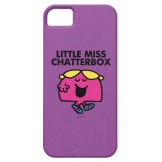 Coques Case-Mate iPhone 5 Causerie avec petite Mlle Chatterbox