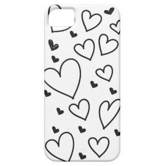 Coques Case-Mate iPhone 5 Coeurs