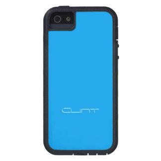 Coques Case-Mate iPhone 5 Couverture dure de Clint Xtreme Smartphone dans le