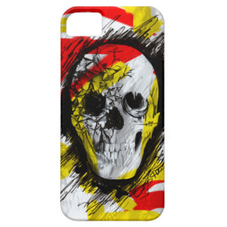 Coques Case-Mate iPhone 5 Crâne de Graff IC