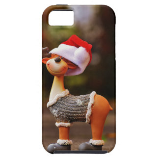 Coques Case-Mate iPhone 5 Décorations de renne - renne de Noël