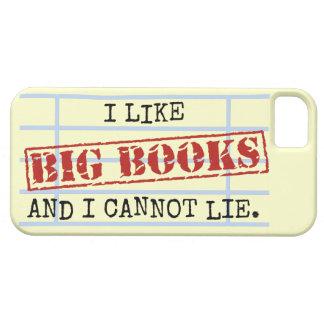 Coques Case-Mate iPhone 5 J'aime de grands livres et je ne peux pas me