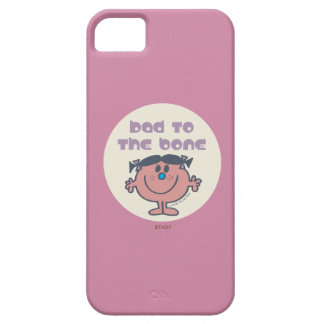 Coques Case-Mate iPhone 5 Le petit mauvais de Mlle Bad | à l'os