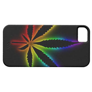 Coques Case-Mate iPhone 5 Masque de téléphone de mauvaise herbe