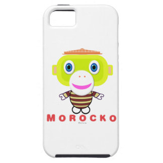 Coques Case-Mate iPhone 5 Morocko