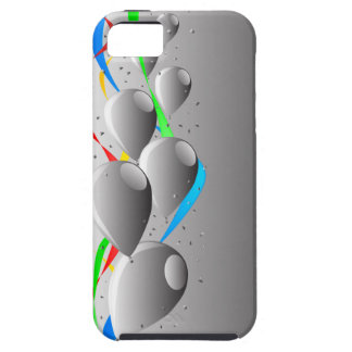 Coques Case-Mate iPhone 5 Partie grise