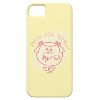 Coques Case-Mate iPhone 5 Petit lettrage rose de Mlle Giggles |