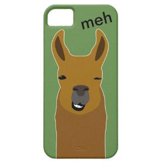 Coques Case-Mate iPhone 5 Visage drôle de lama