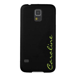 Coques Galaxy S5 Monogramme décontracté moderne personnalisé