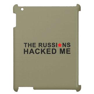 Coques iPad les Russes m'ont entaillé