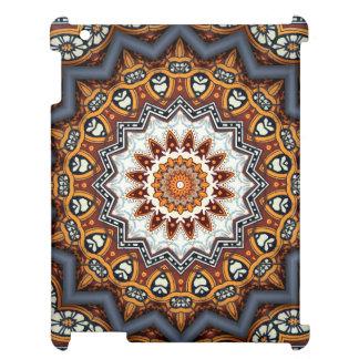 Coques iPad Mandala de kaléidoscope au Portugal : Motif 224,11