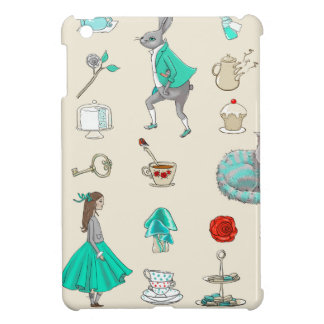 Coques iPad Mini Alice au pays des merveilles