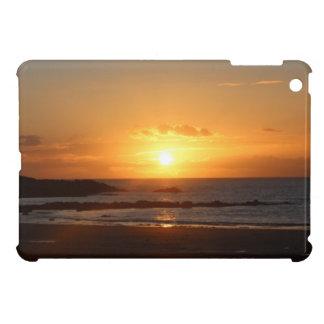 Coques iPad Mini Coucher du soleil de Rhosneigr