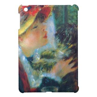 Coques iPad Mini Fille avec son chien par Auguste Renoir