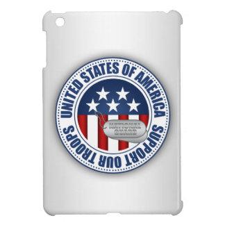 Coques iPad Mini Garde nationale (métal)