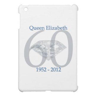 Coques iPad Mini Jubilé de diamant de la Reine Elizabeth