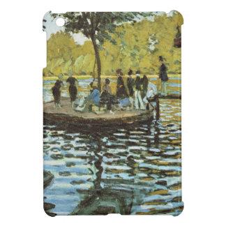 Coques iPad Mini La Grenouillere - Claude Monet