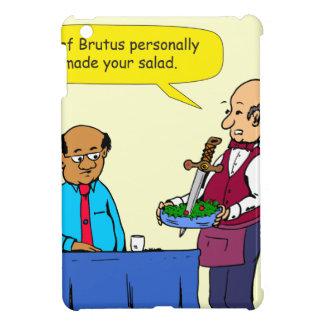 Coques iPad Mini Le Brutus de 904 chefs a fait la bande dessinée de
