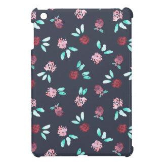 Coques iPad Mini Le trèfle fleurit la mini caisse d'iPad brillant