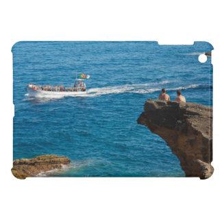 Coques iPad Mini Les gens sur un îlot